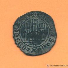 Monedas medievales: ¡ RARO ! - MARAVEDÍ ENRIQUE IV - ( AÑO 1454-1474) SEVILLA - VELLÓN. Lote 54254171