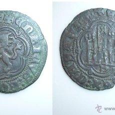 Monedas medievales: CASTILLA Y LEÓN. BLANCA ENRIQUE III. CECA: ***SEVILLA***. Lote 54294050