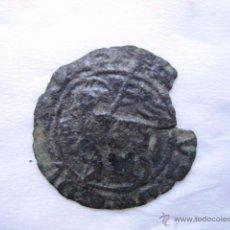 Monedas medievales: MONEDA BLANCA DE AGNUS DEI VELLON DE JUAN I. CECA BURGOS. Lote 54745934