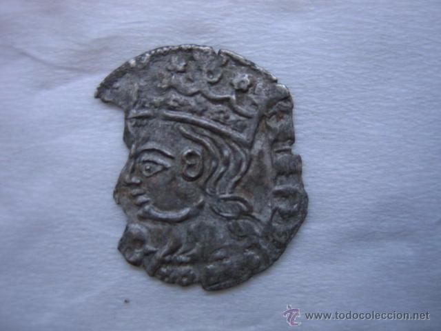 MONEDA CORNADO VELLON DE JUAN I (Numismática - Medievales - Castilla y León)