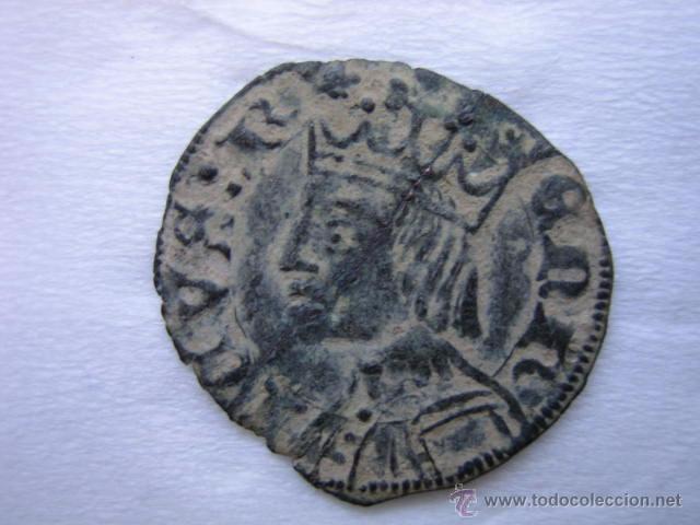 MONEDA CORNADO NOVEN VELLON DE ALFONSO XI. CECA SEVILLA (Numismática - Medievales - Castilla y León)