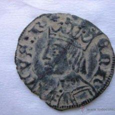 Monedas medievales: MONEDA CORNADO NOVEN VELLON DE ALFONSO XI. CECA SEVILLA. Lote 54746344