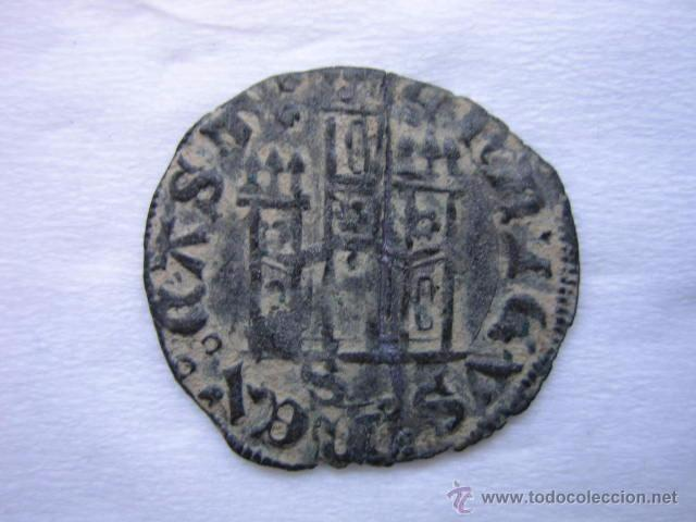Monedas medievales: MONEDA CORNADO NOVEN VELLON DE ALFONSO XI. CECA SEVILLA - Foto 2 - 54746344