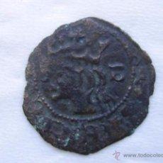 Monedas medievales: MONEDA CRUZADO VELLON ENRIQUE II. Lote 54747124