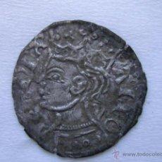 Monedas medievales: MONEDA CORNADO VELLON ALFONSO XI. CECA BURGOS. Lote 54747449
