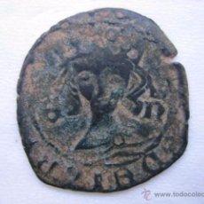 Monedas medievales: MONEDA BLANCA VELLON ENRIQUE II. CECA 0. Lote 54747496