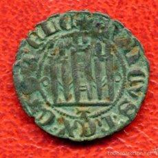Monedas medievales: NOVEN - ENRIQUE III (1390-1406) TOLEDP - ESCASA. Lote 55568402
