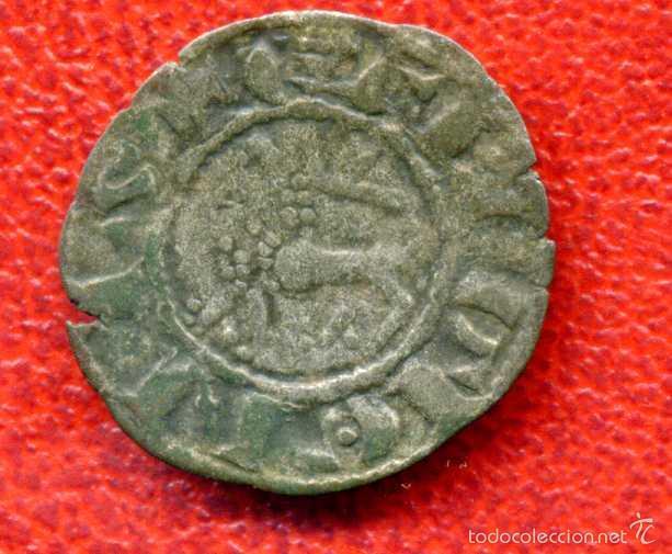 Monedas medievales: FERNANDO IV (1295-1312) - PEPION - Foto 2 - 55681562