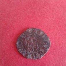 Monedas medievales: ENRIQUE IV. EL IMPOTENTE. 1454-1474. DINERO DEL ROMBO. CECA DE SEVILLA. .. Lote 56521637