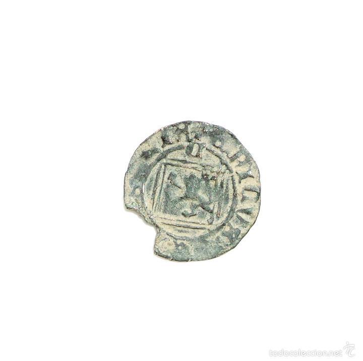 BLANCA ROMBO DE ENRIQUE IV. CUENCA (Numismática - Medievales - Castilla y León)