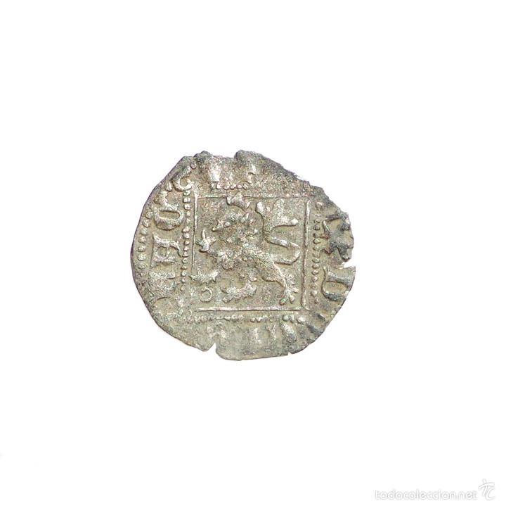 NOVEN DE ENRIQUE II - 1368-1379. CECA: BURGOS (Numismática - Medievales - Castilla y León)
