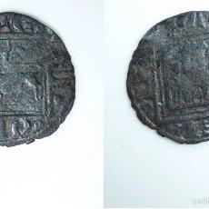 Monedas medievales: BONITO ÓBOLO DE ALFONSO X. CECA ***CUENCA***. Lote 57407696