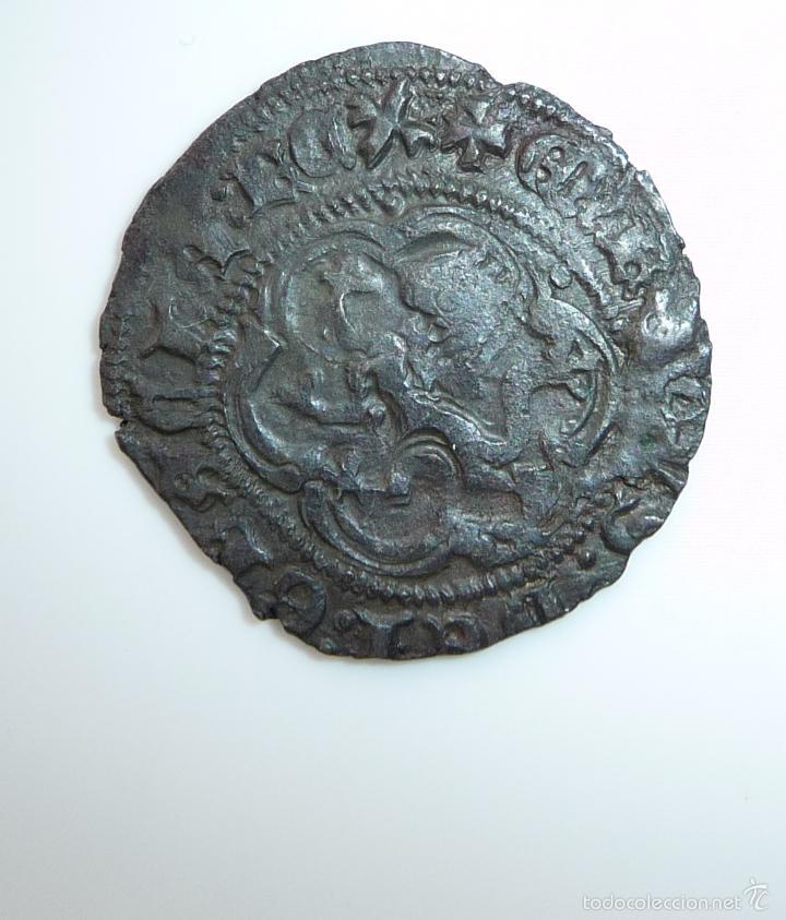 Monedas medievales: BLANCA DE ENRIQUE III. CECA: ****SEVILLA**** - Foto 2 - 57418544