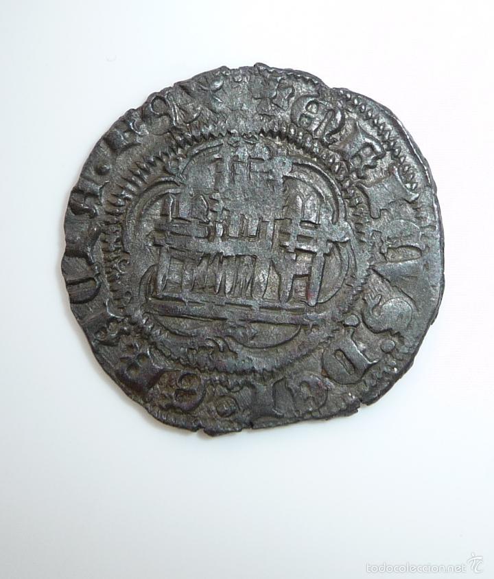 Monedas medievales: BLANCA DE ENRIQUE III. CECA: ****SEVILLA**** - Foto 3 - 57418544