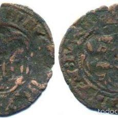 Monedas medievales: ENRIQUE IV, BLANCA DE BURGOS. Lote 57826215