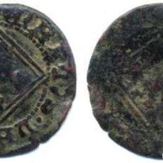 Monedas medievales: ENRIQUE IV, BLANCA DE ROMBO, CECA DE BURGOS. Lote 57826536