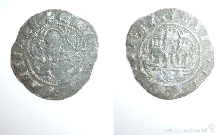 BLANCA DE ENRIQUE III. CECA: **BURGOS** (Numismática - Medievales - Castilla y León)