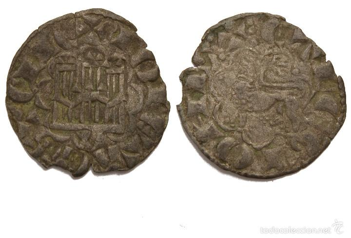 NOVEN DE ALFONSO X. AÑO 1252-1284. CECA: **CUENCA**. (Numismática - Medievales - Castilla y León)