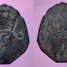 Monedas medievales: BLANCA DE FELIPE II. CECA: **CUENCA**. Lote 163544528
