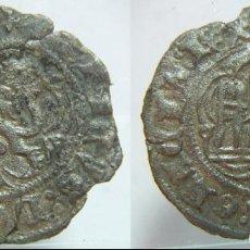Monedas medievales: BLANCA DE ENRIQUE III CECA DE BURGOS 23MM. Lote 58014882