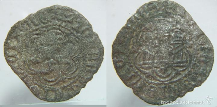 BLANCA DE ENRIQUE III CECA TOLEDO 21MM (Numismática - Medievales - Castilla y León)