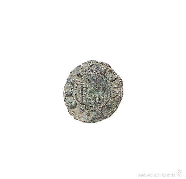 Monedas medievales: FERNANDO IV DE CASTILLA LEON. PEPION. BURGOS - Foto 2 - 58182976