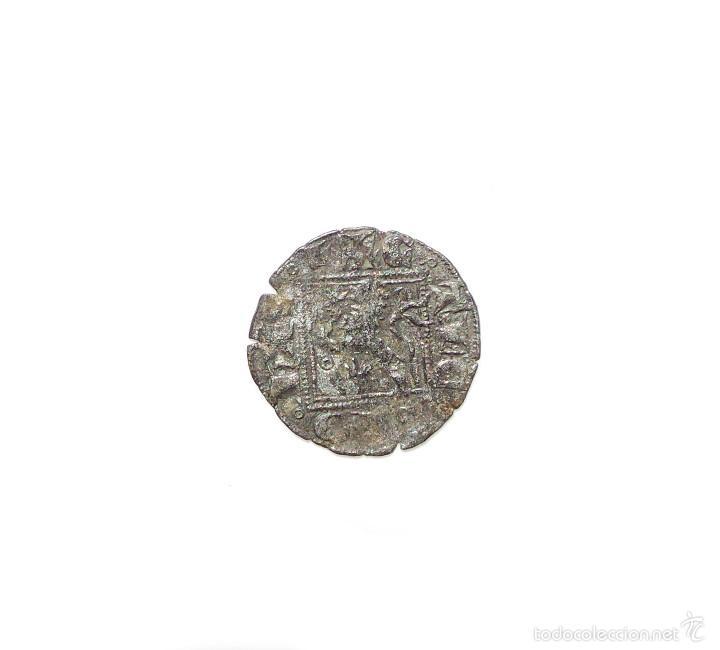 Monedas medievales: NOVEN DE ALFONSO XI DE CASTILLA Y LEÓN. 1312/1350. LEON - Foto 2 - 58186411