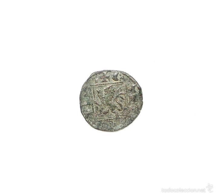 NOVEN DE ALFONSO XI DE CASTILLA Y LEÓN. 1312/1350. LEON (Numismática - Medievales - Castilla y León)