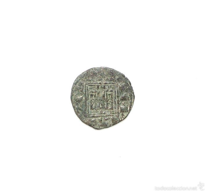 Monedas medievales: NOVEN DE ALFONSO XI DE CASTILLA Y LEÓN. 1312/1350. LEON - Foto 2 - 58186547