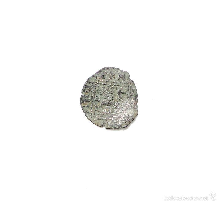 NOVEN DE ALFONSO XI DE CASTILLA Y LEÓN. 1312/1350. BURGOS (Numismática - Medievales - Castilla y León)
