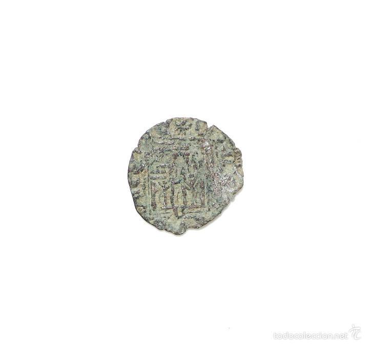 Monedas medievales: NOVEN DE ALFONSO XI DE CASTILLA Y LEÓN. 1312/1350. BURGOS - Foto 2 - 58186631