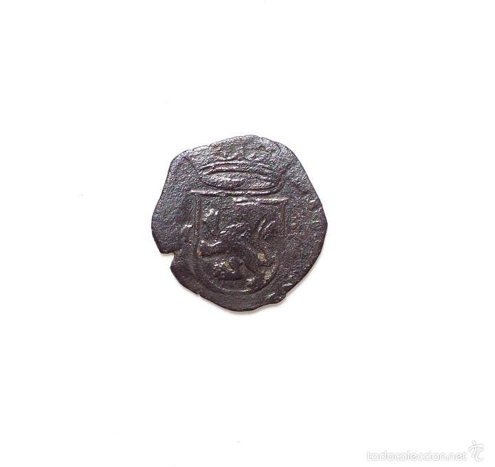 FELIPE III - 2 MARAVEDIS TOLEDO (Numismática - Medievales - Castilla y León)