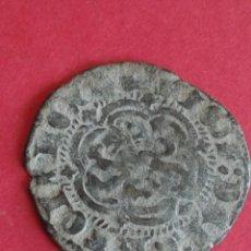 Monedas medievales: JUAN II. 1406 - 1454. BLANCA DE VELLÓN. CECA DE TOLEDO. MUY BONITA.. Lote 58225531