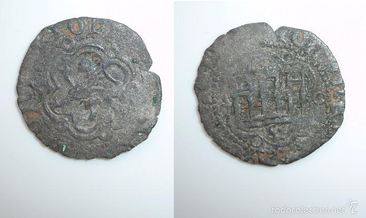 BLANCA JUAN II. CECA ****SEVILLA**** (Numismática - Medievales - Castilla y León)