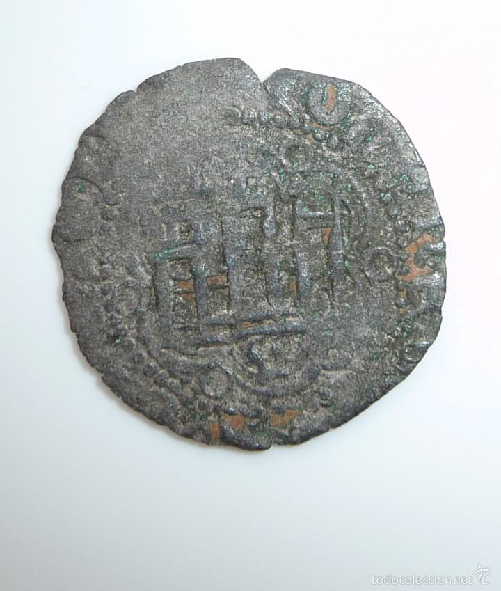 Monedas medievales: BLANCA JUAN II. CECA ****SEVILLA**** - Foto 2 - 58354961