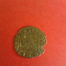 Monedas medievales: ENRIQUE II.1369 - 1379. NOVEN DE VELLÓN. SIN CECA.. Lote 58448846