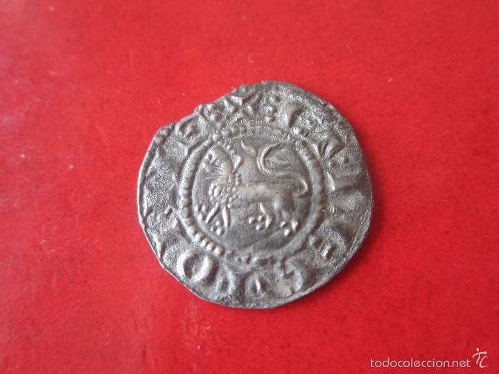 Monedas medievales: Alfonso X de Castilla Leon. Pepión. ceca ... - Foto 2 - 58576730