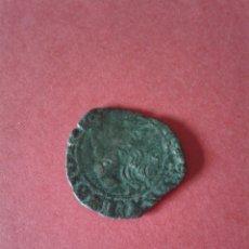 Monedas medievales: ENRIQUE II. 1369 - 1379. CRUZADO DE VELLON. SIN CECA.. Lote 58646348