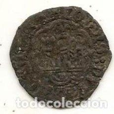 Monedas medievales: JUAN II. BLANCA DE VELLÓN. TOLEDO. Lote 61473663