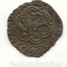 Monedas medievales: JUAN II. BLANCA DE VELLÓN. SEVILLA. Lote 68453727