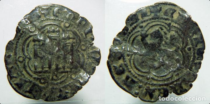 ENRIQUE III BLANCA DE BURGOS (Numismática - Medievales - Castilla y León)