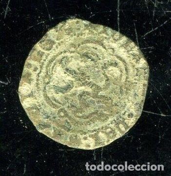 Monedas medievales: JUAN II BLANCA BURGOS - Foto 2 - 64893023