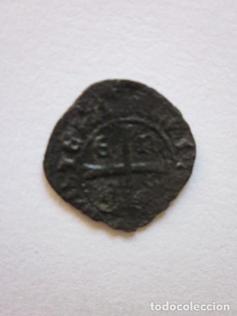 Monedas medievales: Cruzado de Enrique II. Burgos. - Foto 2 - 67072758