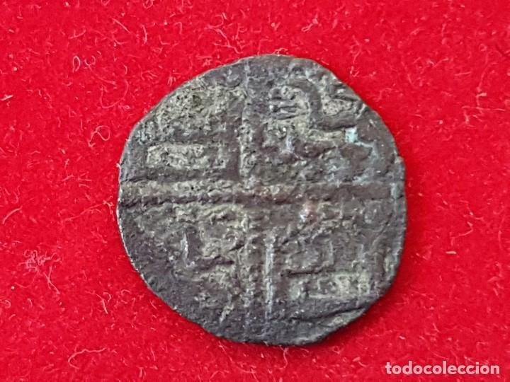 Monedas medievales: Dinero de 6 lineas, Alfonso X 'El Sabio' - Foto 2 - 67966989