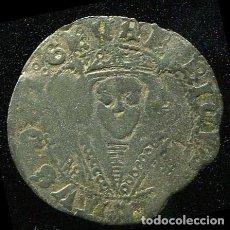 Monedas medievales: UN CUARTILLO ENRIQUE IV (1425-1474) JAEN. Lote 69041073