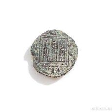 Monedas medievales: OBOLO ALFONSO X ( EL SABIO ) - AÑO 1252 - 1284 PUNTOS SOBRE CASTILLO. Lote 70115969