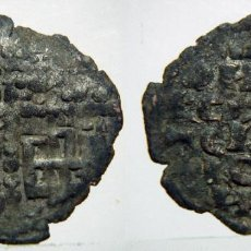 Monedas medievales: ALFONSO X EL SABIO DINERO DE SEIS LINEAS. Lote 72883255