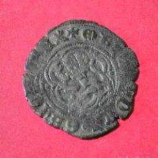 Monedas medievales: ENRIQUE III. EL DOLIENTE. 1390 - 1406. 1 BLANCA. CECA DE BURGOS. . Lote 74240523