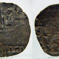 Monedas medievales: ALFONSO X EL SABIO DINERO DE SEIS LINEAS. Lote 80755794