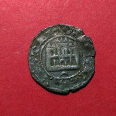 Monedas medievales: ALFONSO X. 1252 - 1284. MARAVEDI PRIETO. CRECIENTE.. Lote 88353430